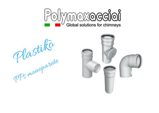 PLASTIKO' PPS MONOPARETE – POLYMAXACCIAI