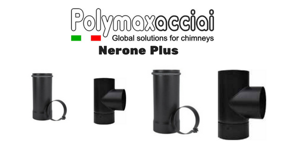 NERONE PLUS PER STUFE A LEGNA – Polymaxacciai